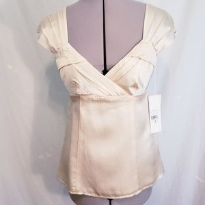 Nanette lapore silk blouse